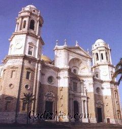 Cadiz:La catedral ha sido testigo mudo durante siglos de la fe de los gaditanos